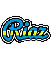 Riaz sweden logo