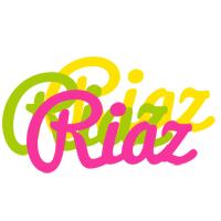 Riaz sweets logo