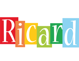 Ricard colors logo