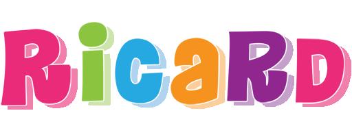 Ricard friday logo