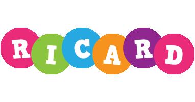 Ricard friends logo