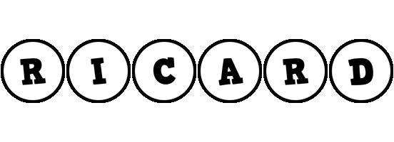 Ricard handy logo