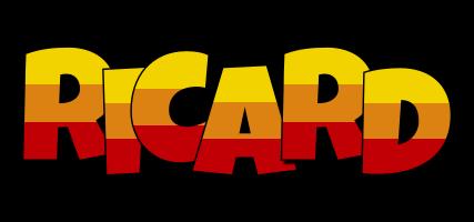 Ricard jungle logo