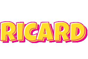 Ricard kaboom logo