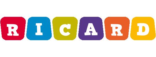 Ricard kiddo logo