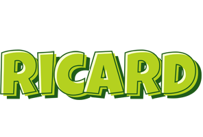 Ricard summer logo