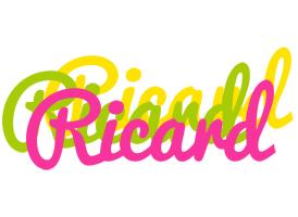 Ricard sweets logo
