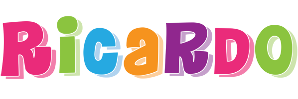 Ricardo friday logo