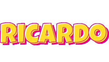 Ricardo kaboom logo
