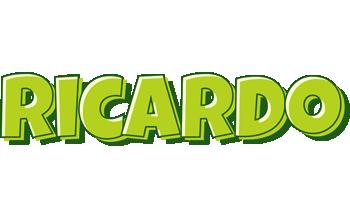 Ricardo summer logo