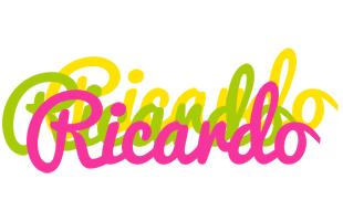 Ricardo sweets logo