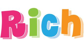 Rich friday logo