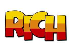 Rich jungle logo