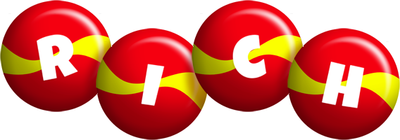 Rich spain logo