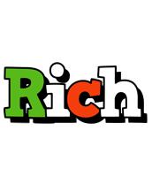 Rich venezia logo