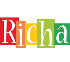 Richa colors logo