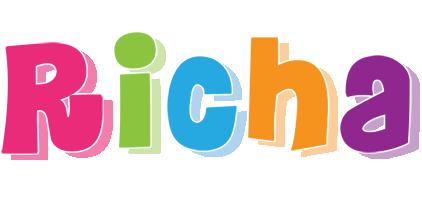 Richa friday logo