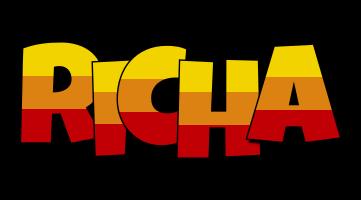 Richa jungle logo