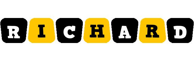 Richard boots logo