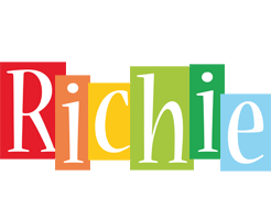 Richie colors logo