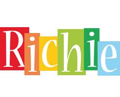 Richie colors logo