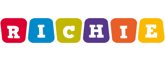 Richie daycare logo