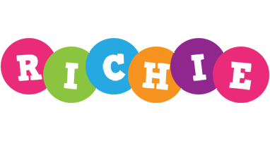 Richie friends logo