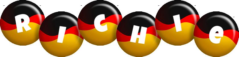 Richie german logo