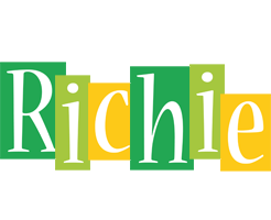 Richie lemonade logo