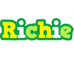 Richie soccer logo