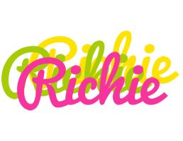 Richie sweets logo