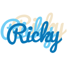 Ricky breeze logo