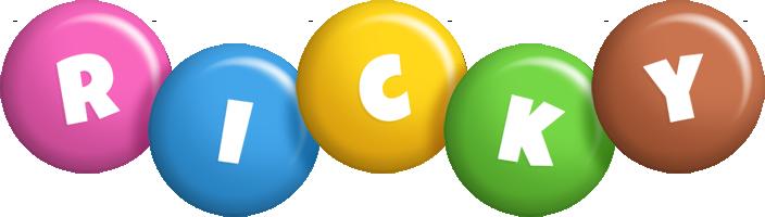 Ricky candy logo