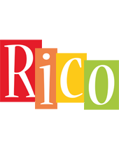 Rico colors logo