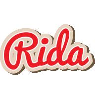 Rida chocolate logo