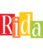 Rida colors logo