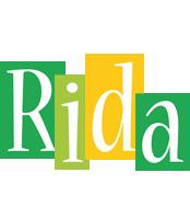 Rida lemonade logo