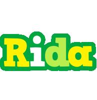 Rida soccer logo