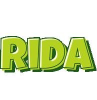 Rida summer logo