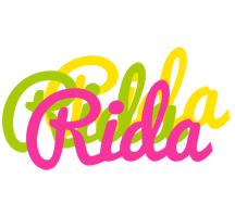 Rida sweets logo