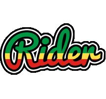 Rider african logo