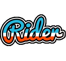Rider america logo