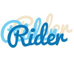 Rider breeze logo