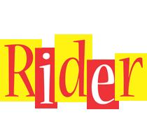 Rider errors logo