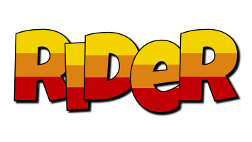 Rider jungle logo