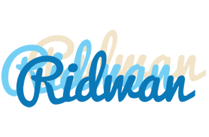 Ridwan breeze logo
