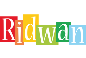 Ridwan colors logo