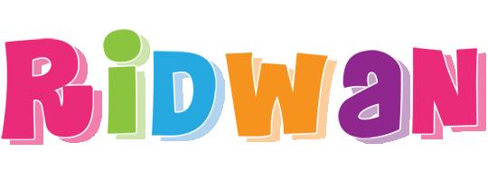 Ridwan friday logo
