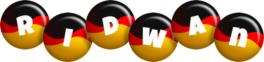 Ridwan german logo