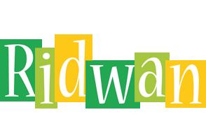 Ridwan lemonade logo